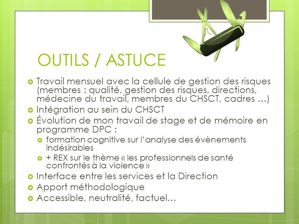 OUTILS / ASTUCE