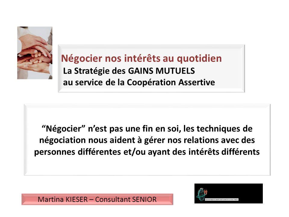 Martina KIESER – Consultant SENIOR