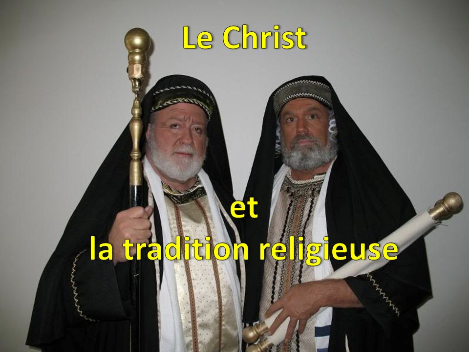 la tradition religieuse