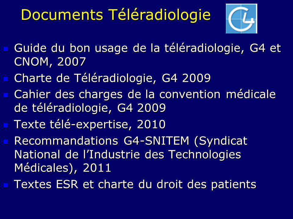 Documents Téléradiologie
