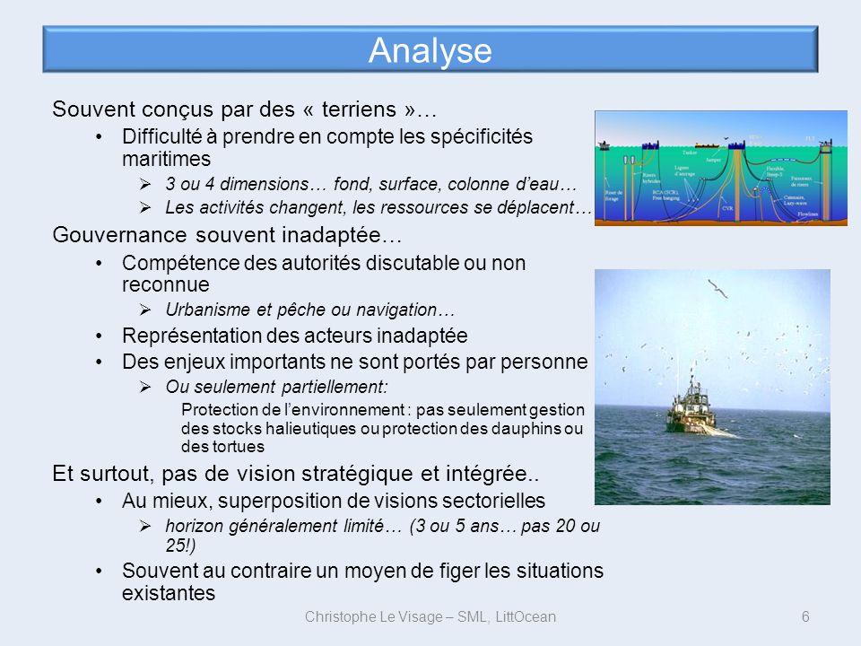 Christophe Le Visage – SML, LittOcean