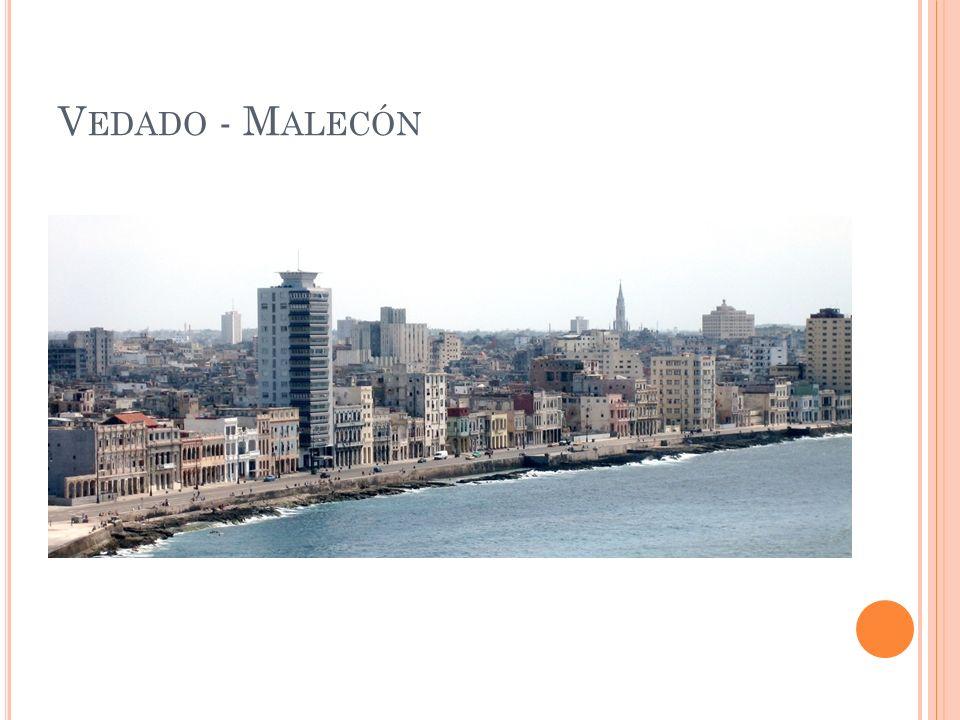 Vedado - Malecón