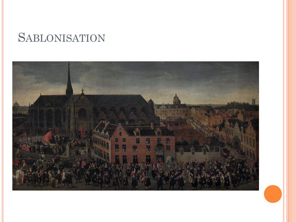 Sablonisation