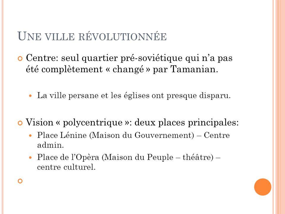 Une ville révolutionnée