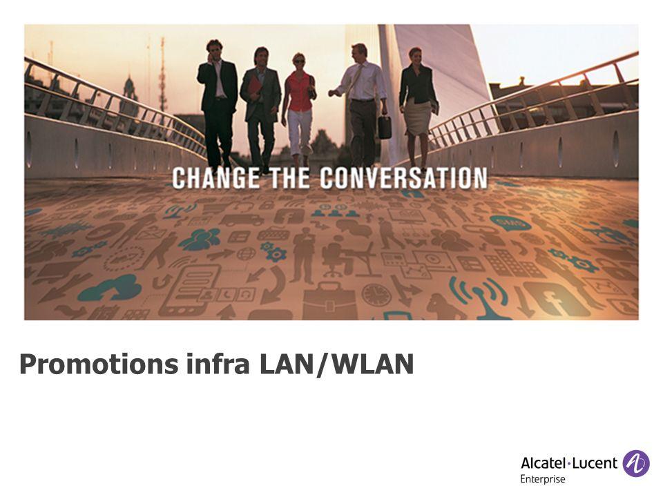 Promotions infra LAN/WLAN