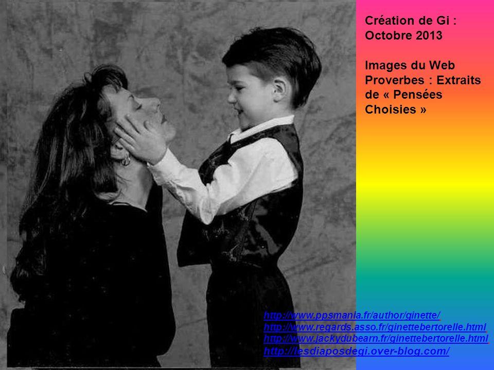 Proverbes : Extraits de « Pensées Choisies »