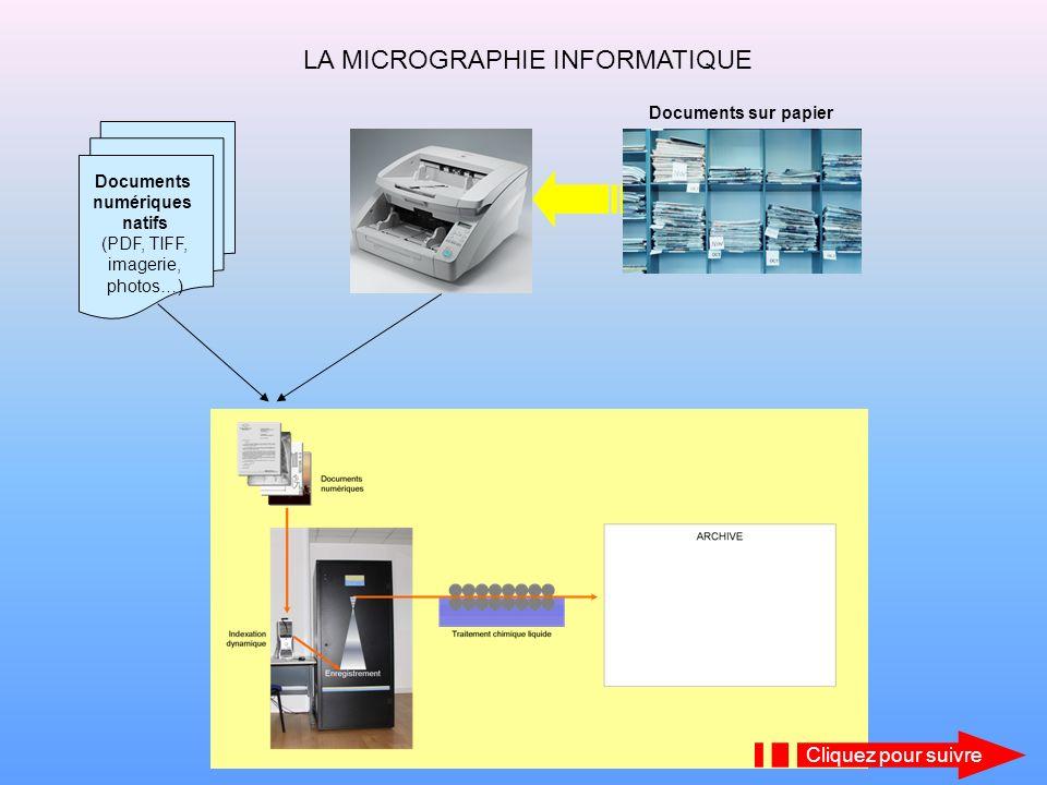 Documents numériques natifs