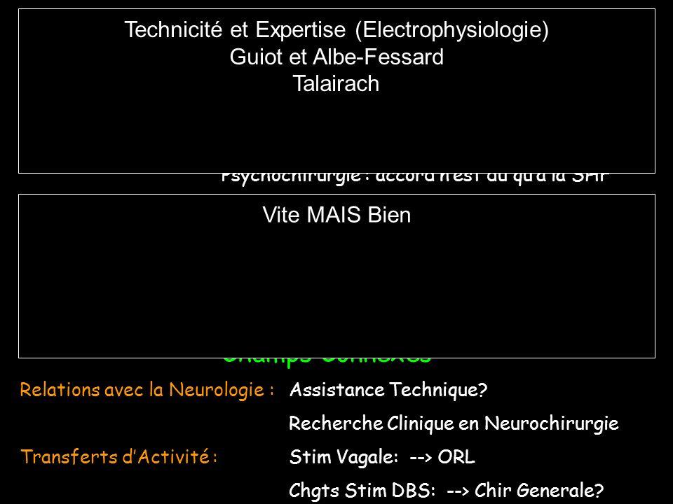 Technicité et Expertise (Electrophysiologie)