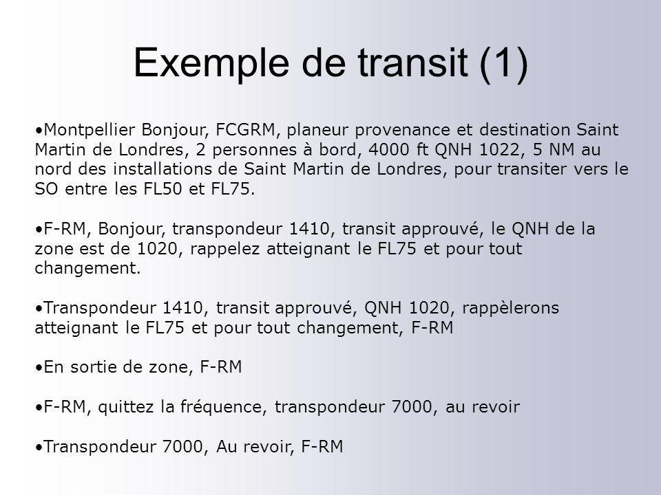 Exemple de transit (1)