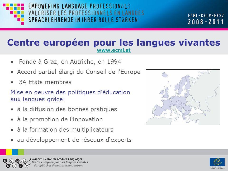Centre européen pour les langues vivantes
