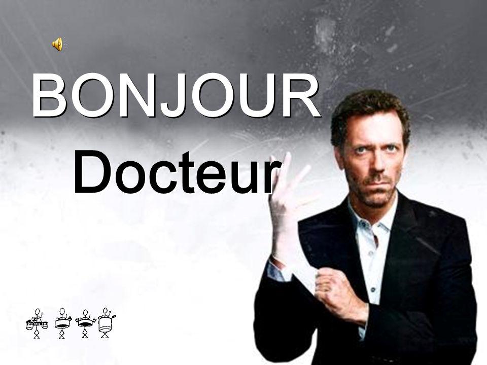 BONJOUR Docteur 1