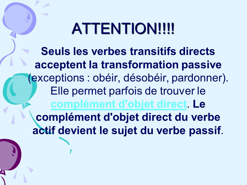 ATTENTION!!!!