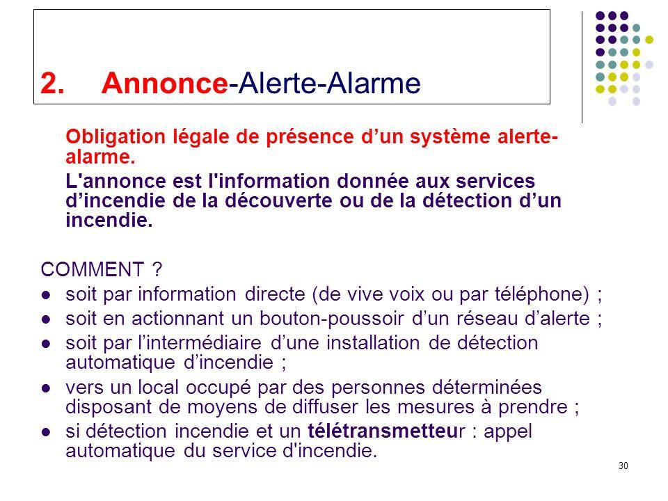 Annonce-Alerte-Alarme
