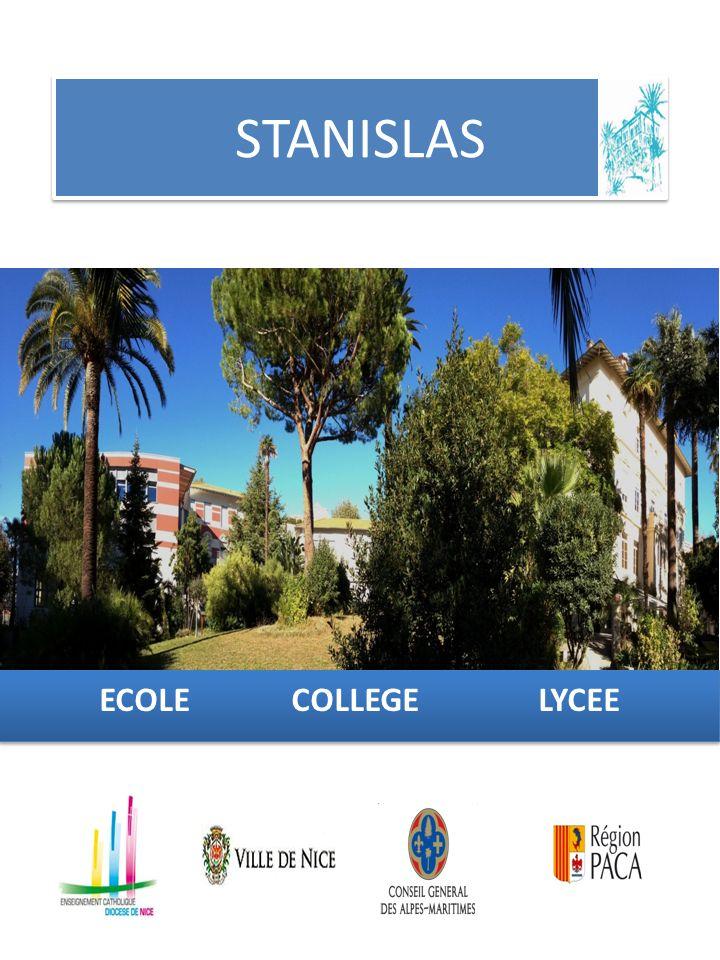STANISLAS ECOLE COLLEGE LYCEE