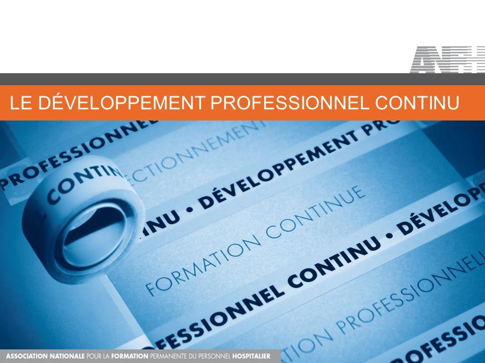 Le développement professionnel continu