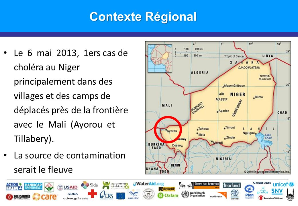 Contexte Régional Introduction