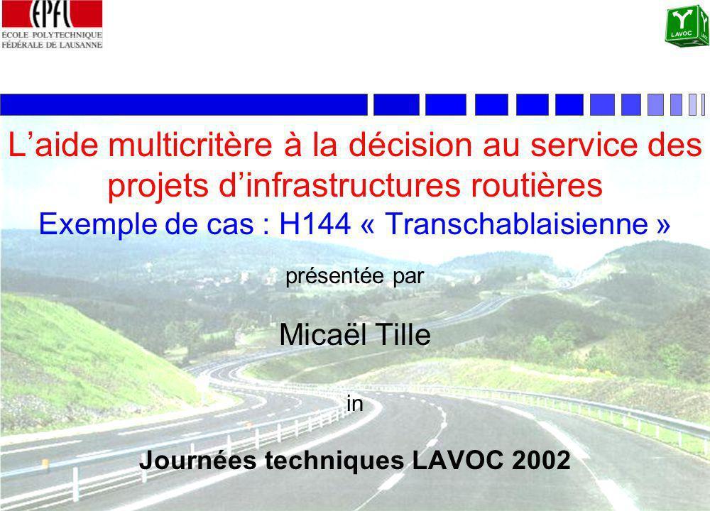Journée technique LAVOC 2002