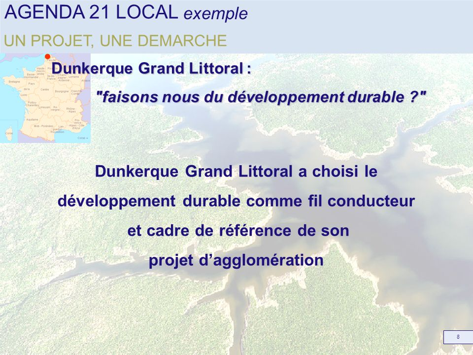 exemple Dunkerque Grand Littoral a choisi le
