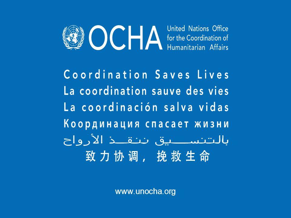 2121 www.unocha.org