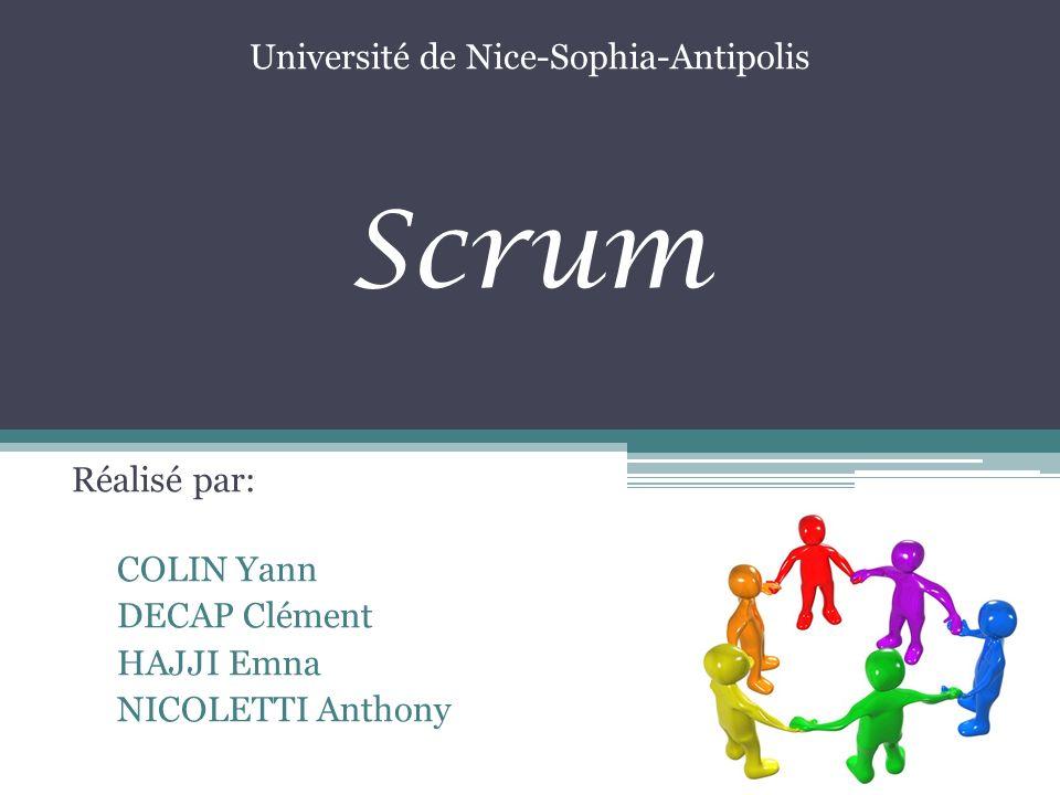 Réalisé par: COLIN Yann DECAP Clément HAJJI Emna NICOLETTI Anthony