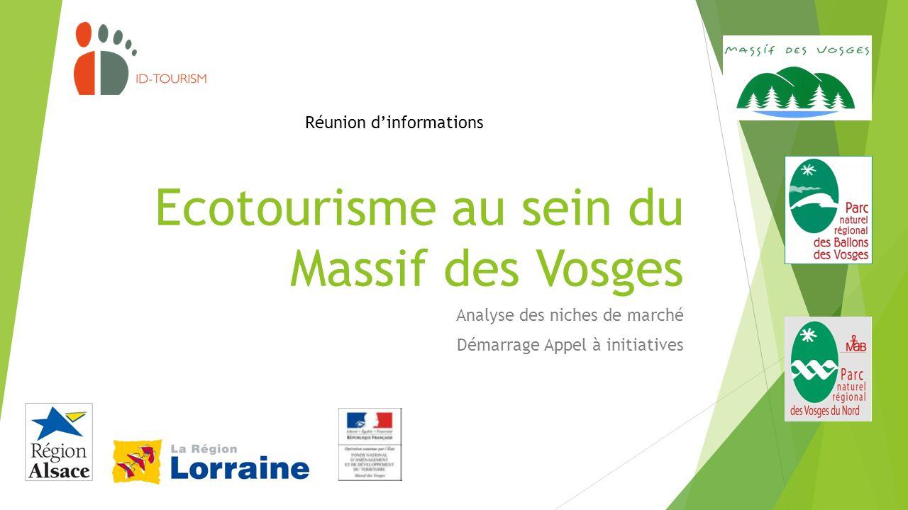 Ecotourisme au sein du Massif des Vosges