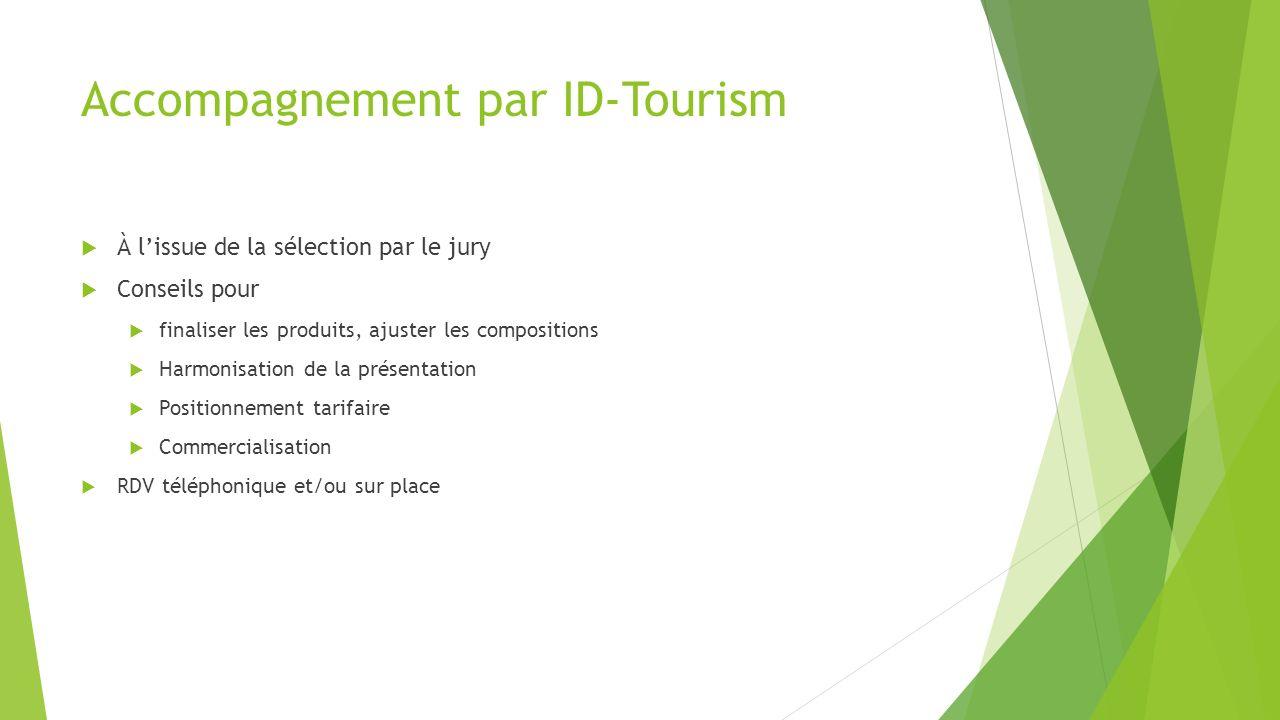 Accompagnement par ID-Tourism