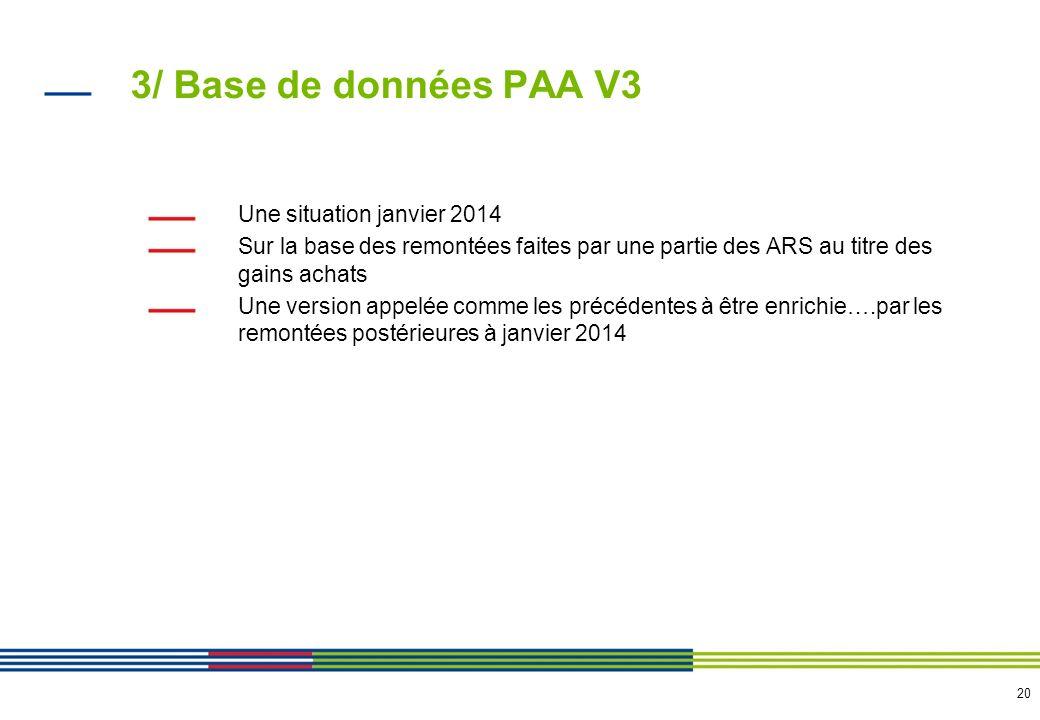 PAR-FGP053-20111027-MODELE-EP2710 108 établissements ayant transmis leur PAA, dont 42 parmi les 150 principaux.