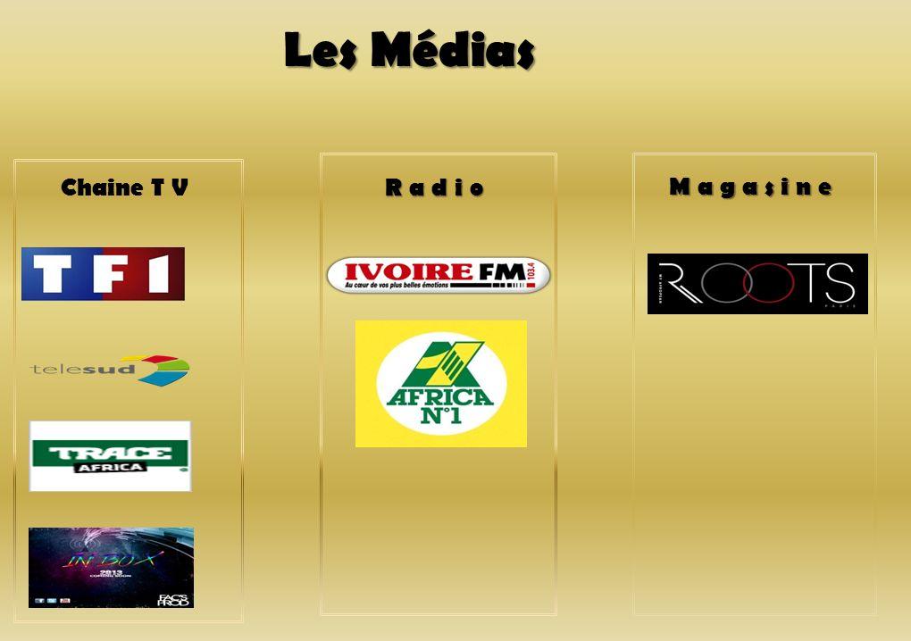 Les Médias Chaine TV Radio Magasine