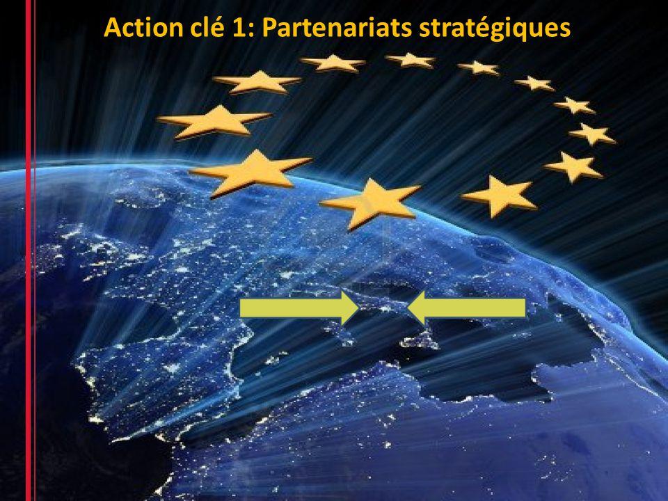 Action clé 1: Partenariats stratégiques
