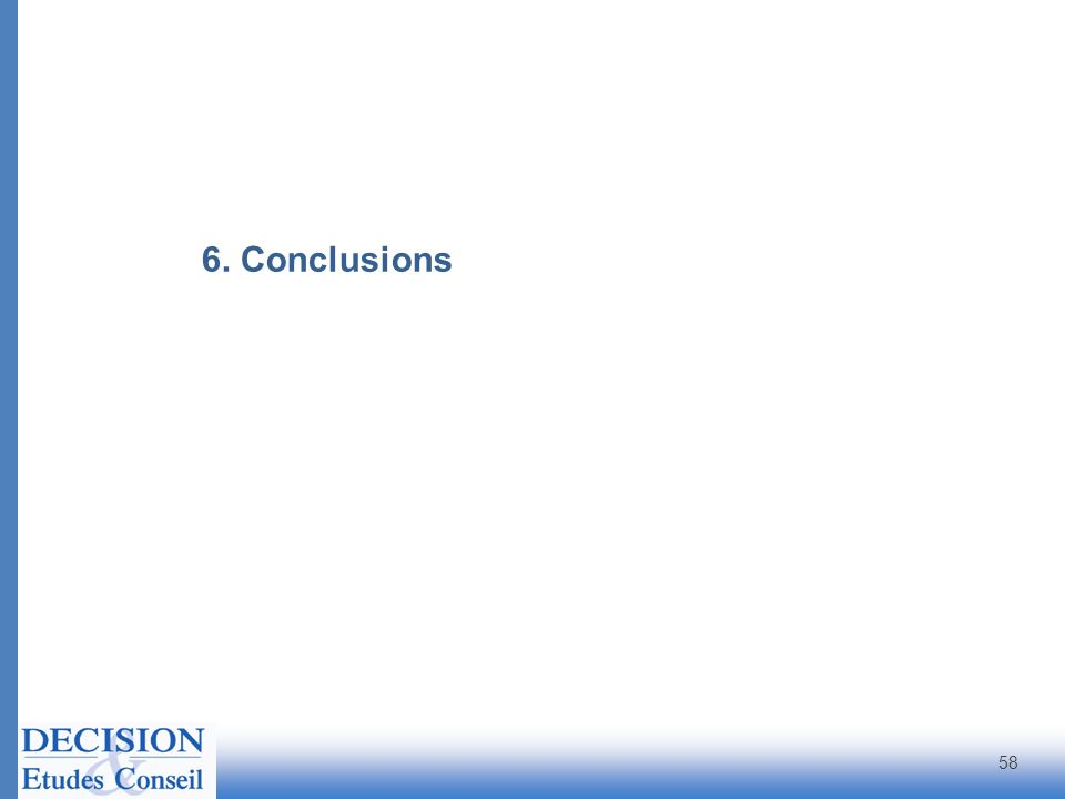 6. Conclusions 58
