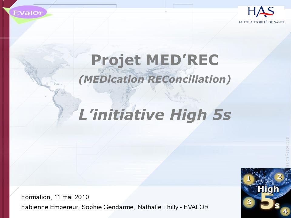 (MEDication REConciliation)