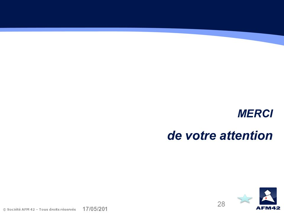 31/03/2017 MERCI de votre attention 31/03/201731/03/2017 28