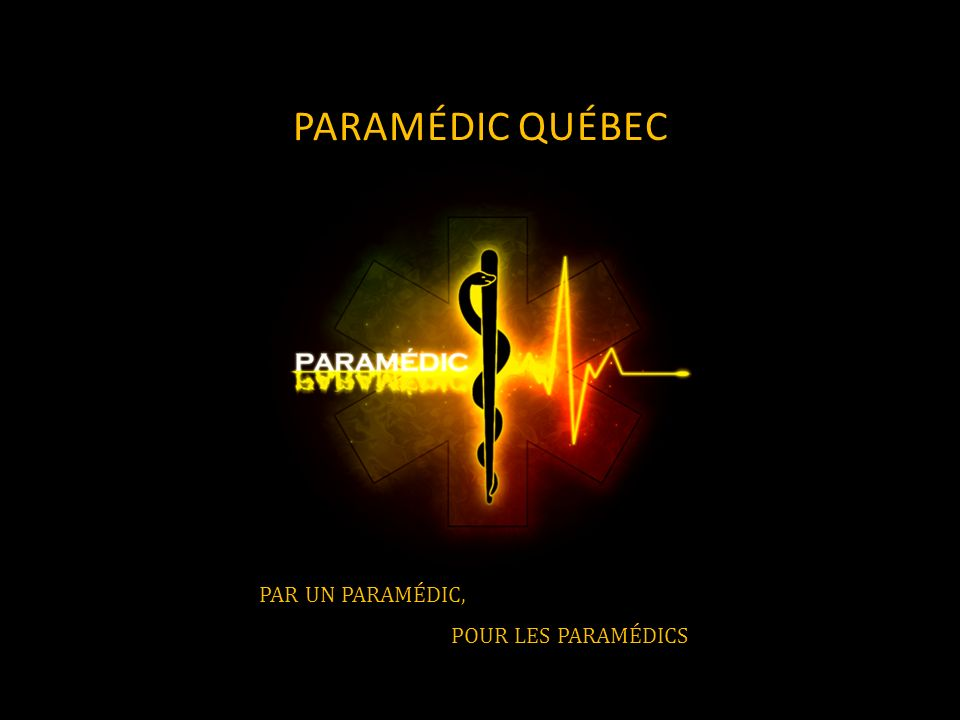 how to become a paramedic in quebec