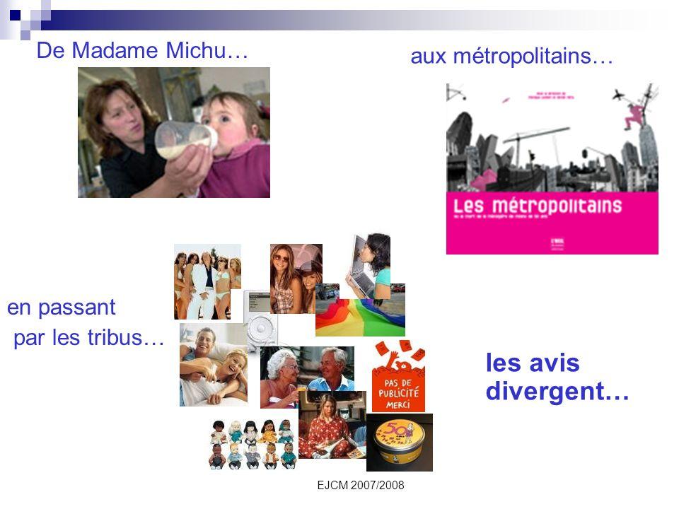 les avis divergent… De Madame Michu… aux métropolitains… en passant