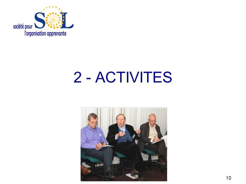 2 - ACTIVITES EC - 12/01/2010