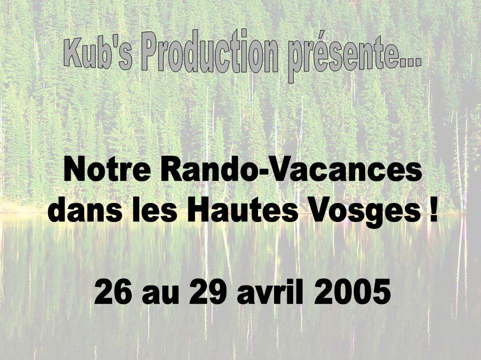 Kub s Production présente...
