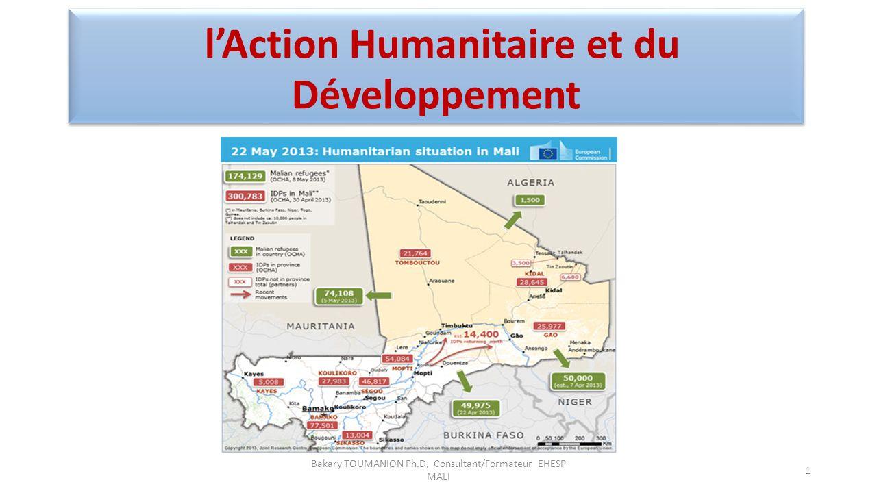 l'Action Humanitaire et du Développement