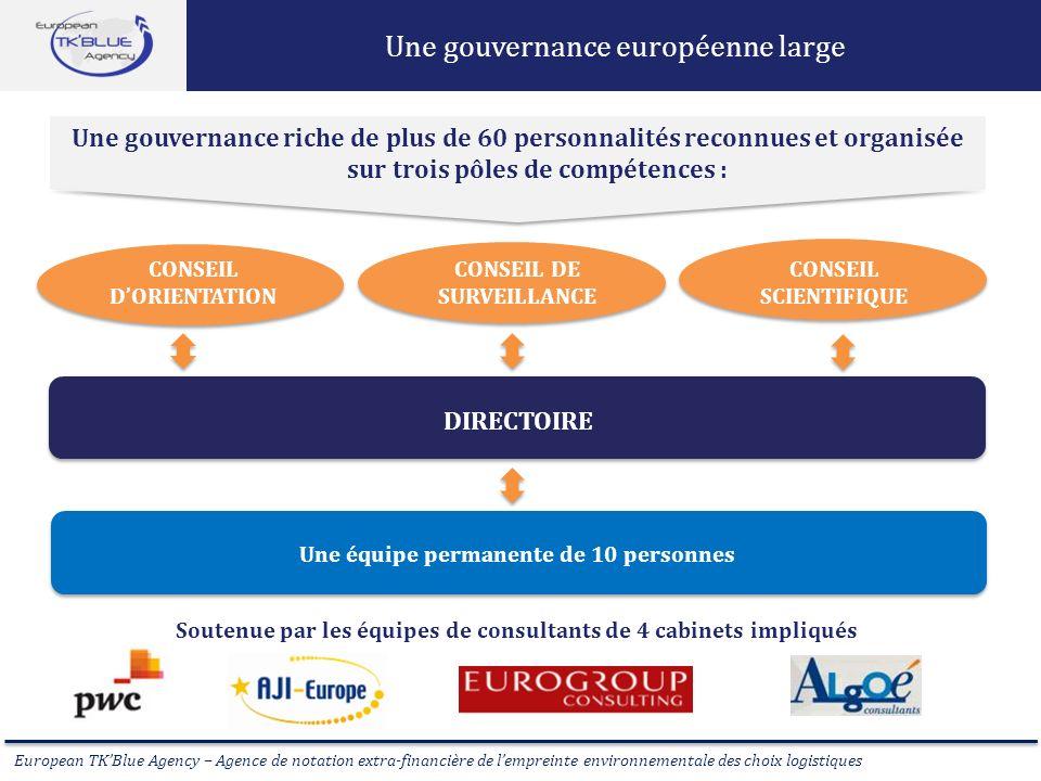 Une gouvernance européenne large