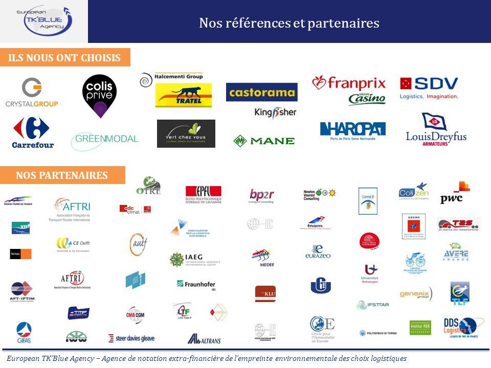 Nos références et partenaires