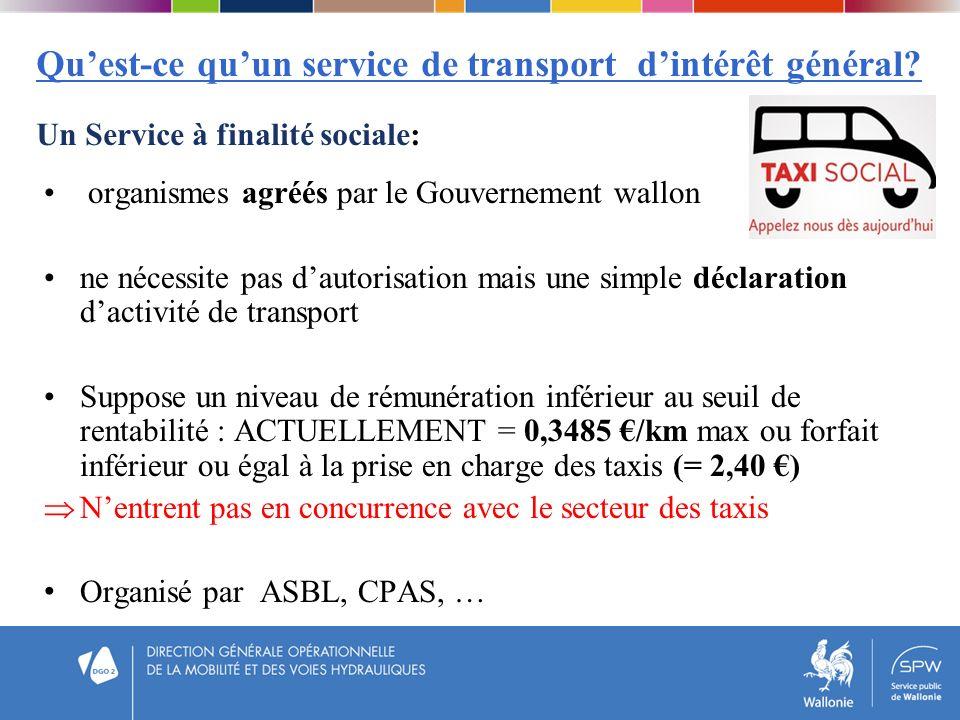 Qu'est-ce qu'un service de transport d'intérêt général