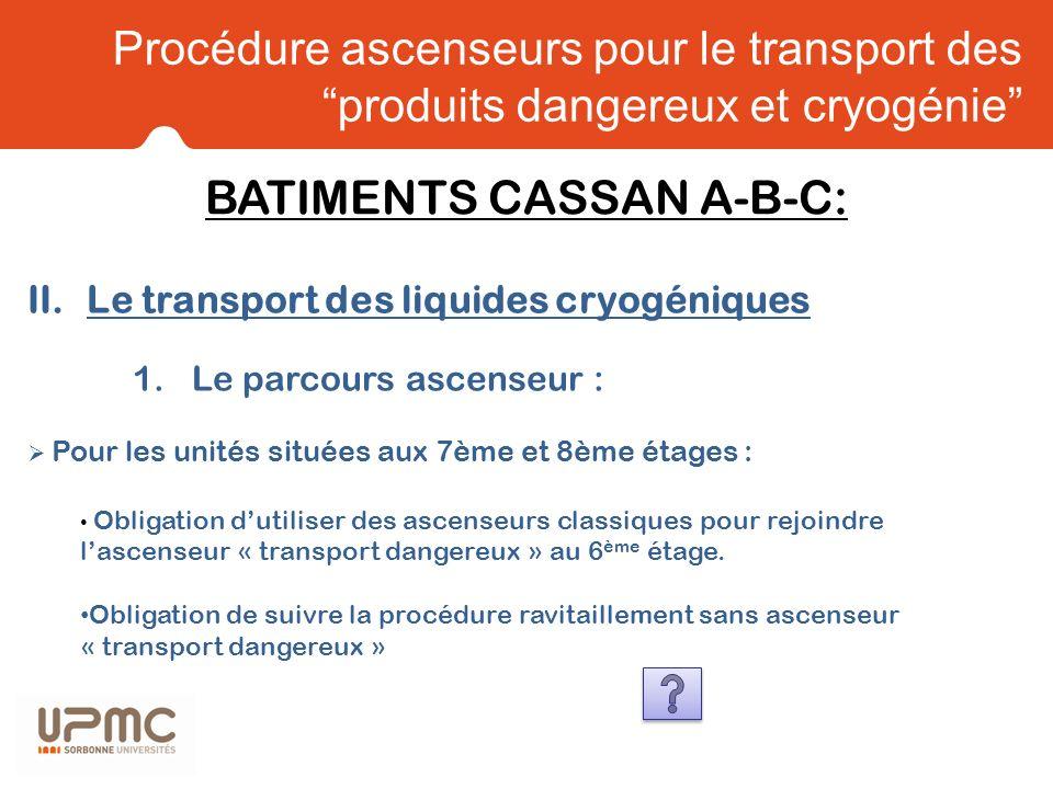 BATIMENTS CASSAN A-B-C: