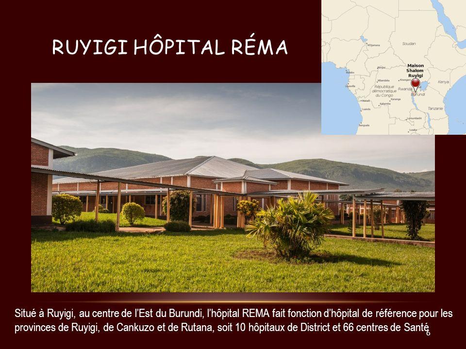 Ruyigi Hôpital Réma