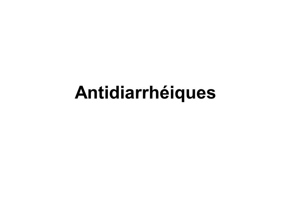 Antidiarrhéiques