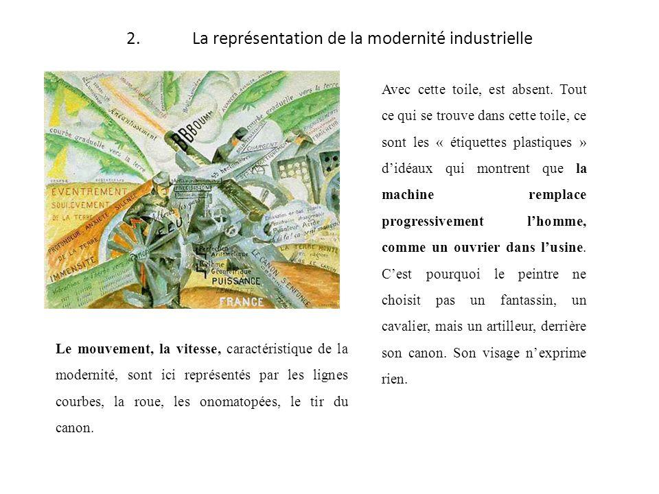 2. La représentation de la modernité industrielle