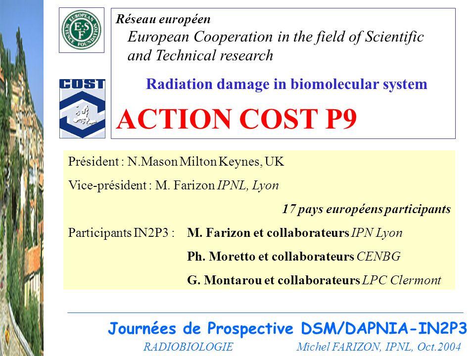 Radiation damage in biomolecular system