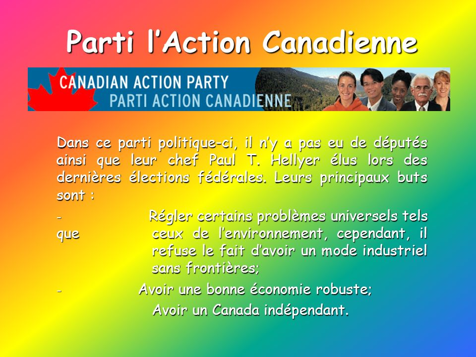 Parti l'Action Canadienne