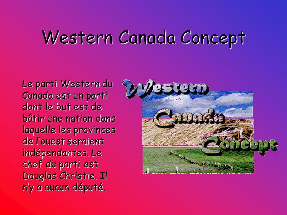 Western Canada Concept