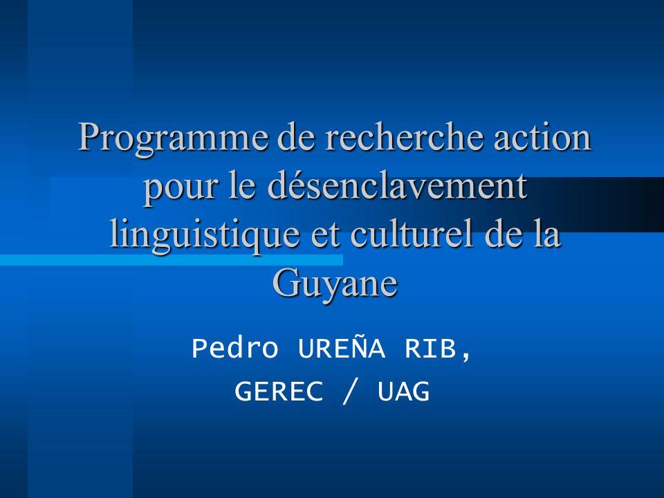 Pedro UREÑA RIB, GEREC / UAG