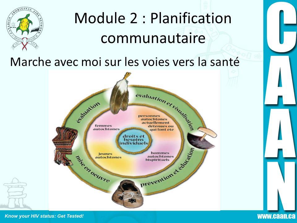 Module 2 : Planification communautaire