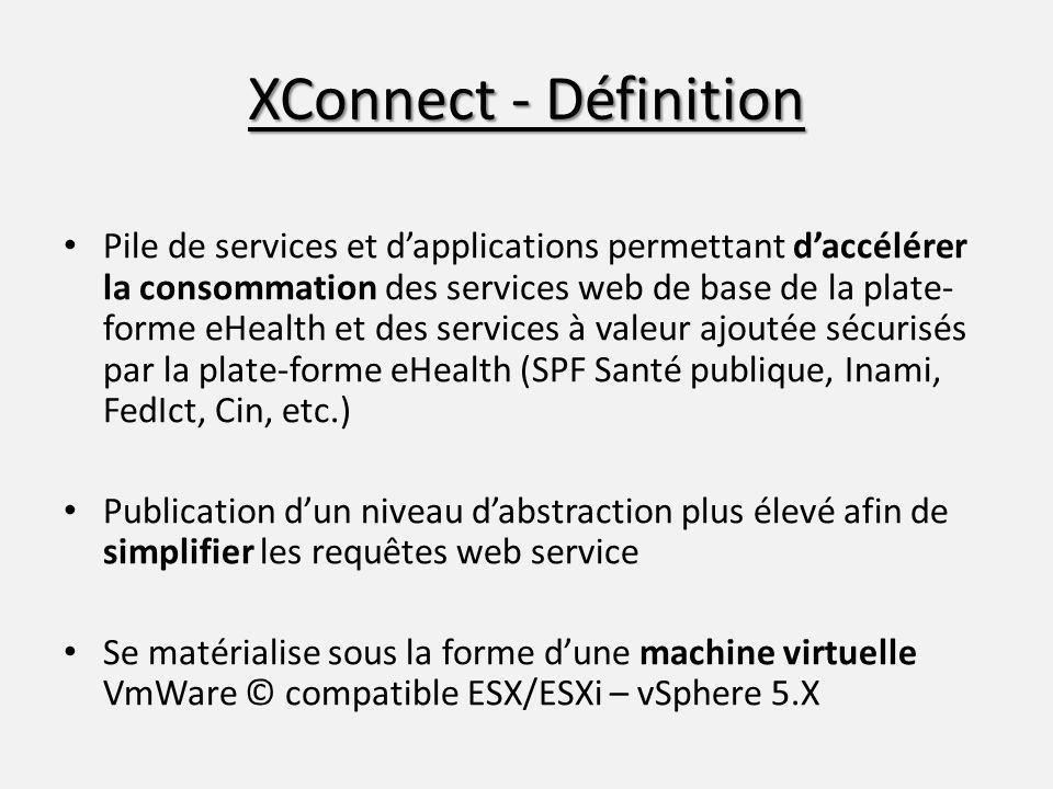 XConnect - Définition